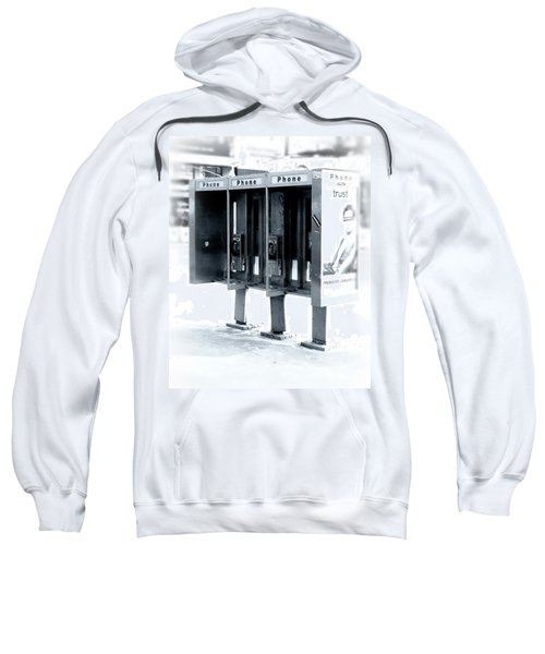Pay Phones - Still In Nyc Sweatshirt