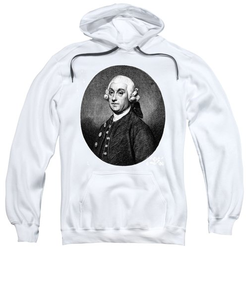 Percivall Pott, English Surgeon Sweatshirt