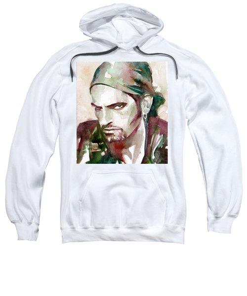 Peter Steele Portrait.6 Sweatshirt
