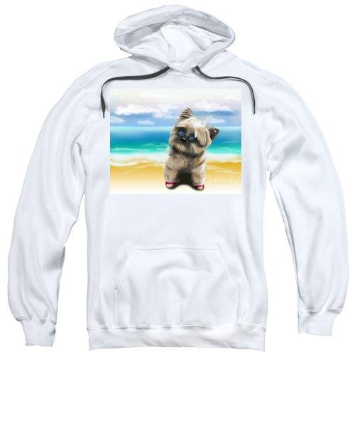 Petey In Coney Island Sweatshirt