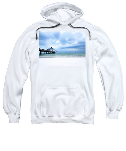 Pier 60 At Clearwater Beach Florida Sweatshirt