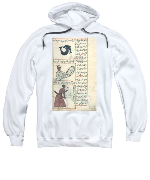 Pisces And Orion, Zodiacal Sweatshirt