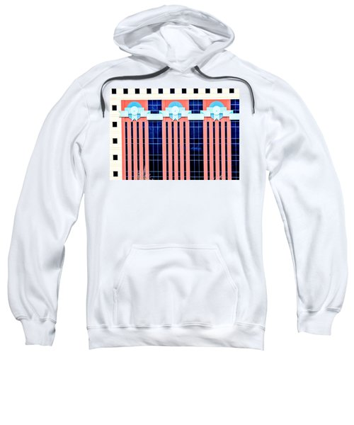 The Portland Building Sweatshirt