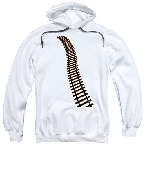 Railway Tracks Sweatshirt