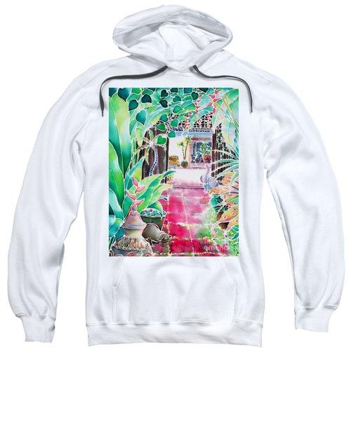 Shade In The Patio Sweatshirt