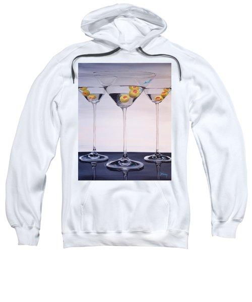 Shaken Not Stirred Sweatshirt