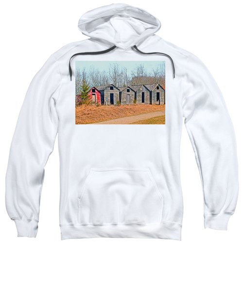 Smokehouse Row Sweatshirt