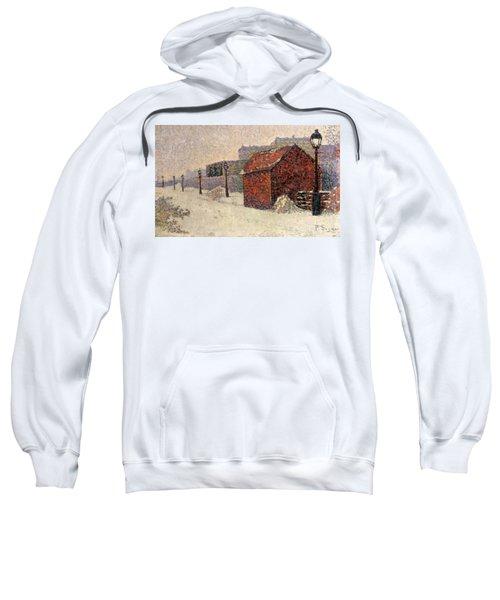 Snow Butte Montmartre Sweatshirt