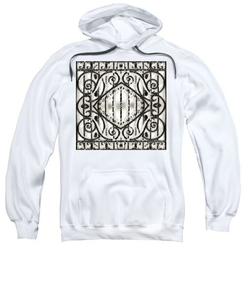 Snowy Forms Sweatshirt