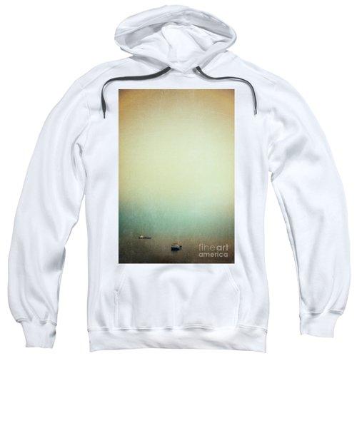 Solitary Ships Sweatshirt by Silvia Ganora