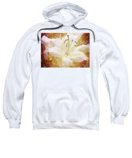Sparkling Lily Sweatshirt