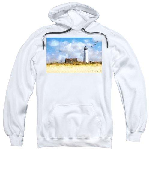St. George Island Lighthouse Sweatshirt