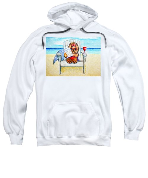 Sudoku At The Beach Sweatshirt