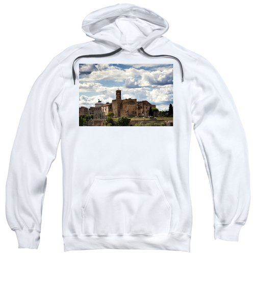 Temple Of Venus And Roma Sweatshirt