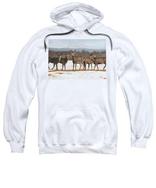 The Gathering Sweatshirt