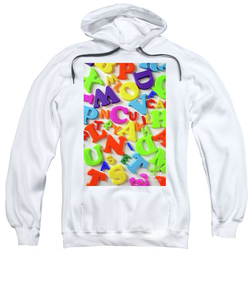 Toy Letters Sweatshirt
