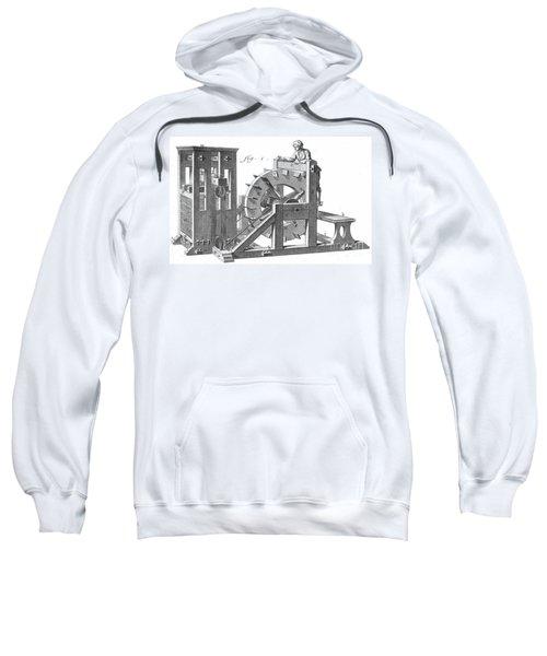 Treadmills Sweatshirt