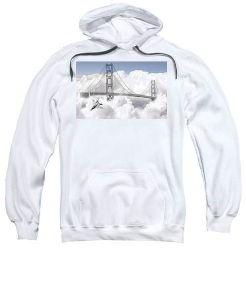 Visiting San Francisco Sweatshirt