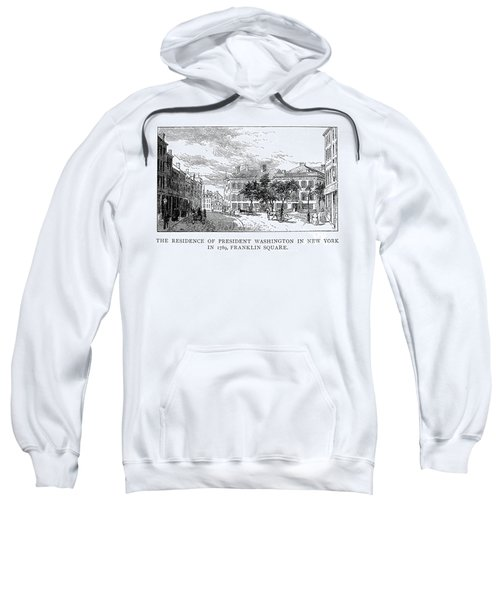 Washington: Residence Sweatshirt