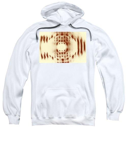 X-ray Diffraction Sweatshirt