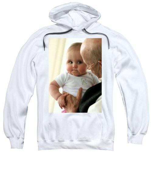 Young And Old Sweatshirt