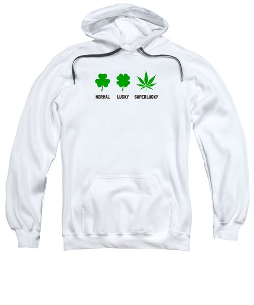 Cannabis   Hemp  420   Marijuana  Pattern Sweatshirt