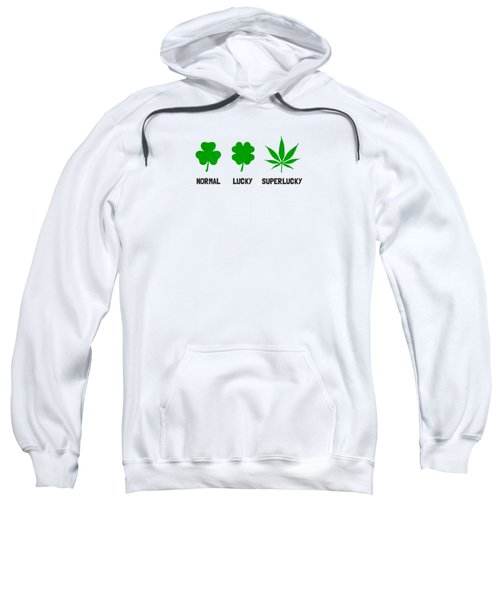 Cannabis   Hemp  420   Marijuana  Pattern Sweatshirt