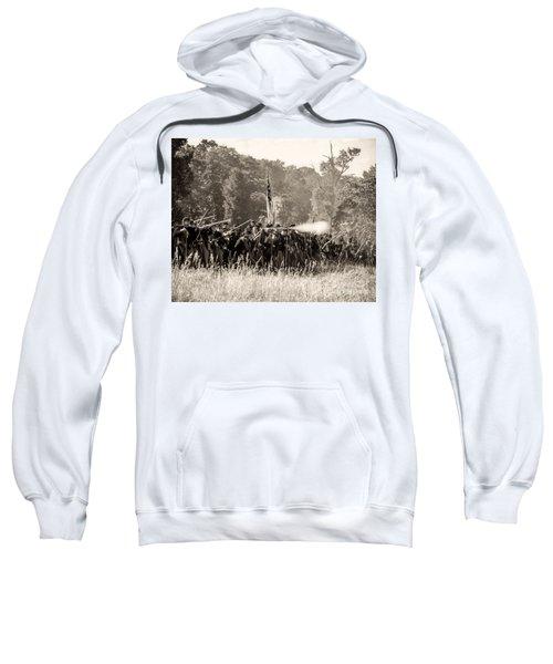 Gettysburg Union Infantry 9372s Sweatshirt