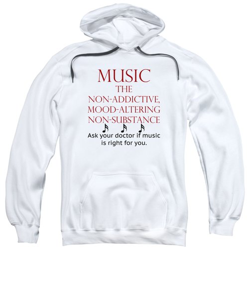 Music Mood Altering Sweatshirt