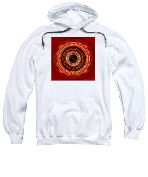 #091520152 Orange Version Sweatshirt