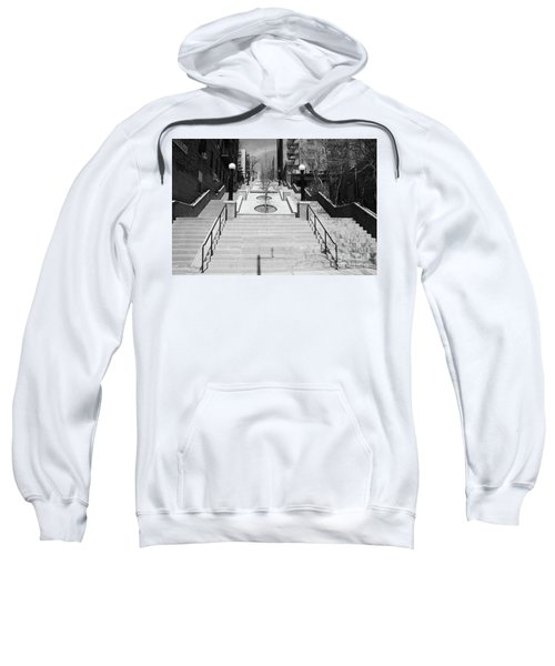 215th Street Stairs Sweatshirt