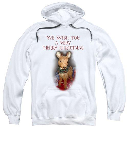 A Very Merry Christmas Sweatshirt