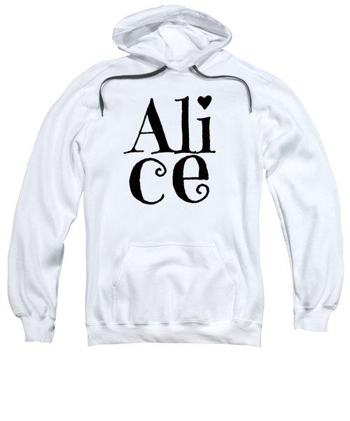 Alice Sweatshirt