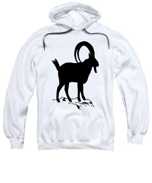 Alpine Ibex Sweatshirt by Mordax Furittus