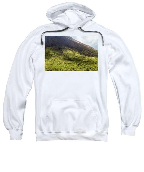 Arenal Volcano, Costa Rica Sweatshirt