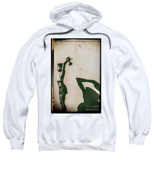 Athletic Woman Sweatshirt