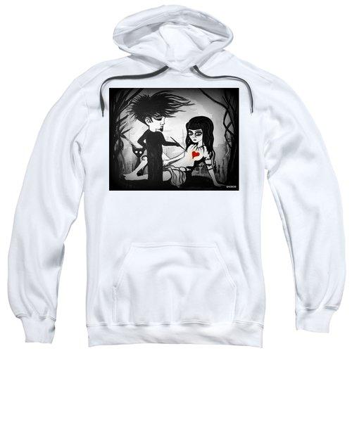 Badheart  Sweatshirt