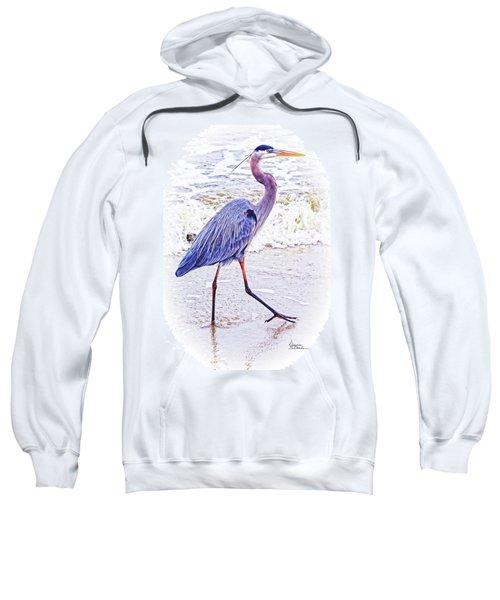 Beach Walker Sweatshirt