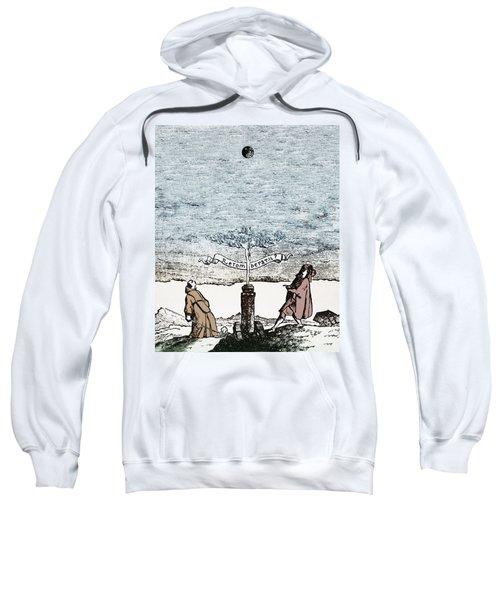 Behavior Of Falling Bodies Sweatshirt
