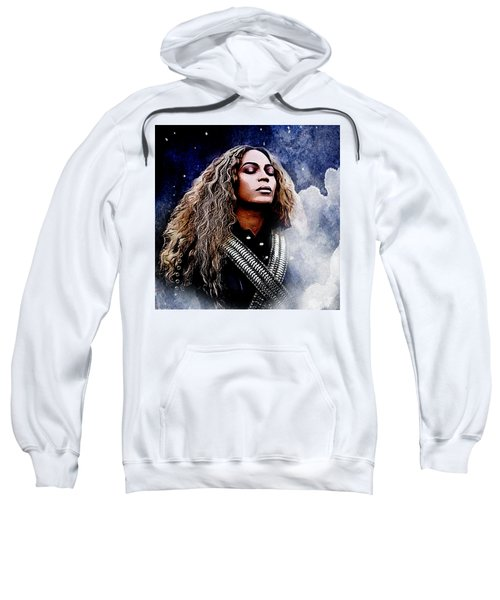 Beyonce  Sweatshirt by The DigArtisT