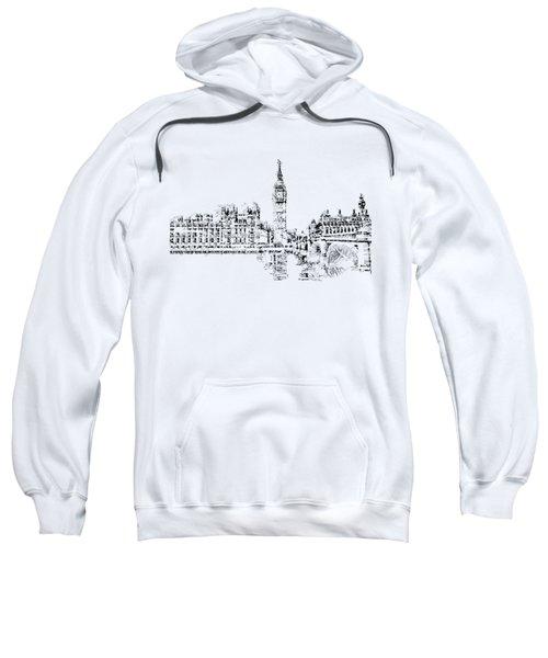Big Ben Sweatshirt by ISAW Gallery