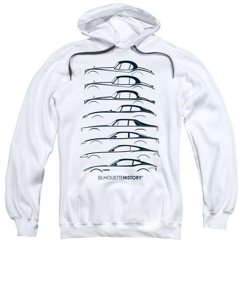 Big Cat Coupe Silhouettehistory Sweatshirt