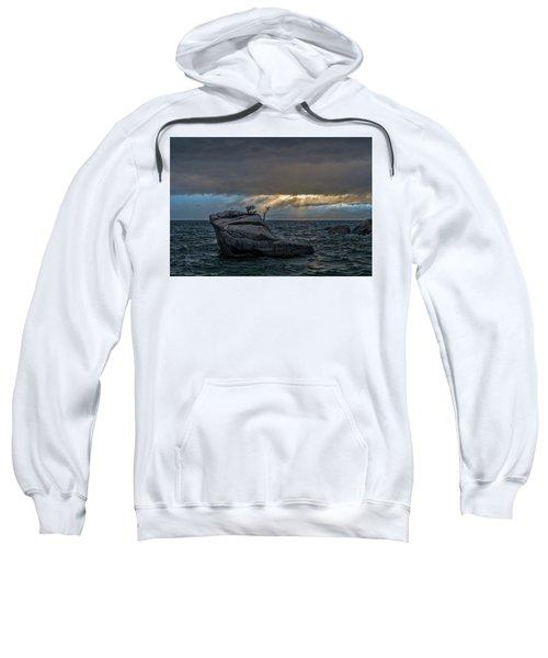 Breaking Light Sweatshirt