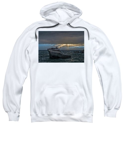 Breaking Light Sweatshirt