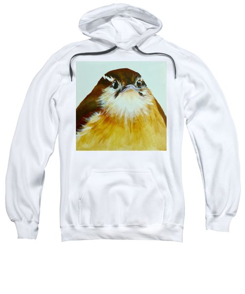Carolina Wren Sweatshirt