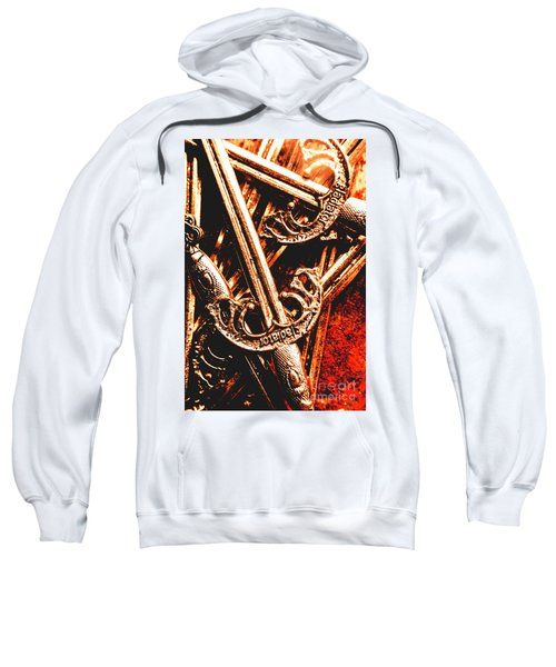 Centurion Of Battle Sweatshirt