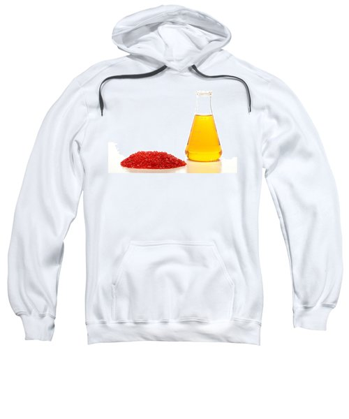 Chemical And Glass In Industrial Manufacturing  Sweatshirt