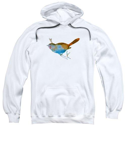 Chickadee Sweatshirt by Mordax Furittus