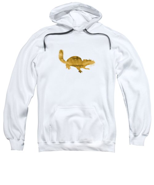 Chipmunk Sweatshirt by Mordax Furittus