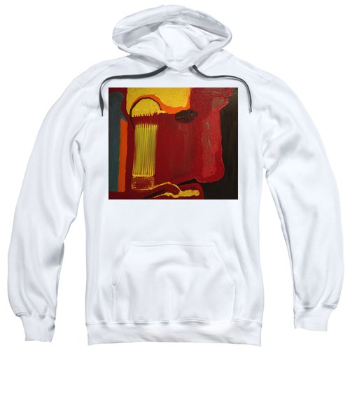 Christ's Profile Sweatshirt